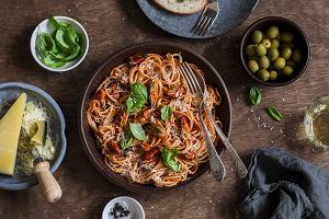 Mniej kaloryczne wersje spaghetti