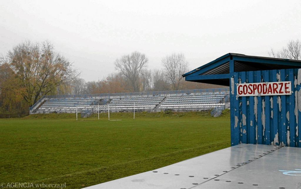 Stadion Olimpii Warszawa