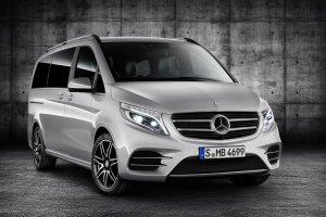 Polska premiera Mercedesa Klasy V z pakietem AMG na targach Fleet Market 2015