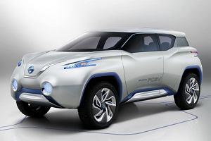 Salon Paryż 2012 | Nissan TeRRa