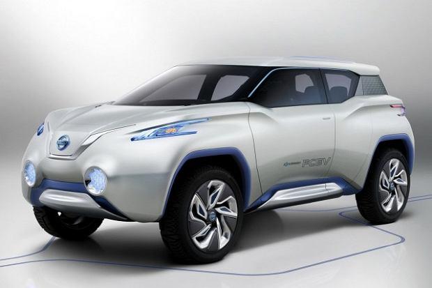 Salon Pary� 2012 | Nissan TeRRa