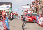 Vuelta a Espana. Rafał Majka jeszcze im pokaże