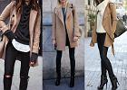 Beżowy płaszcz - różne fasony w trzech stylizacjach