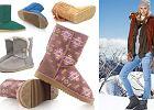 Buty na zim� w stylu Emu i Ugg od 27,90z�