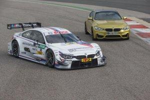BMW M4 DTM | Po raz pierwszy