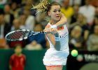 Turniej WTA w Stuttgarcie. Vinci przeciwniczk� Agnieszki Radwa�skiej