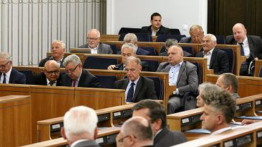 Posiedzenie Senatu, Warszawa, 6 czerwca 2018