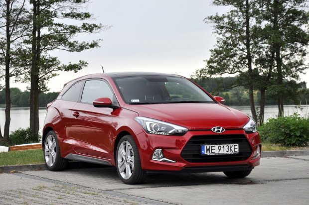 Hyundai i20 Coupe 1.25 | Test | Dla m�odych