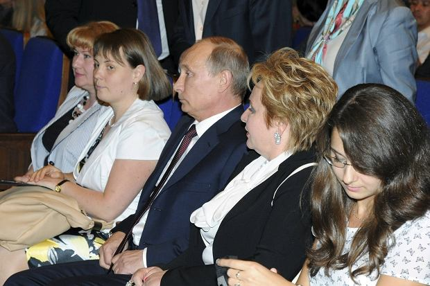Ostatni balet Putin�w. Prezydent Rosji rozwi�d� si� z �on�