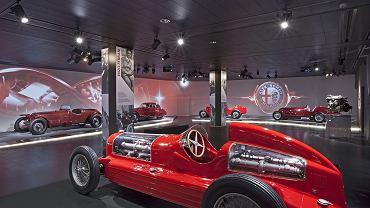 Muzeum Historii Alfy Romeo w Arese