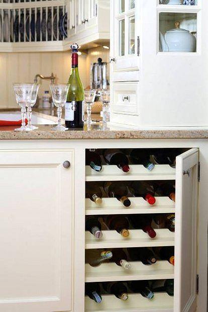 Szafki Kuchenne Gdzie Trzymać Butelki Z Winem