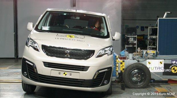 Testy Euro NCAP | Nowe trojaczki rozbite