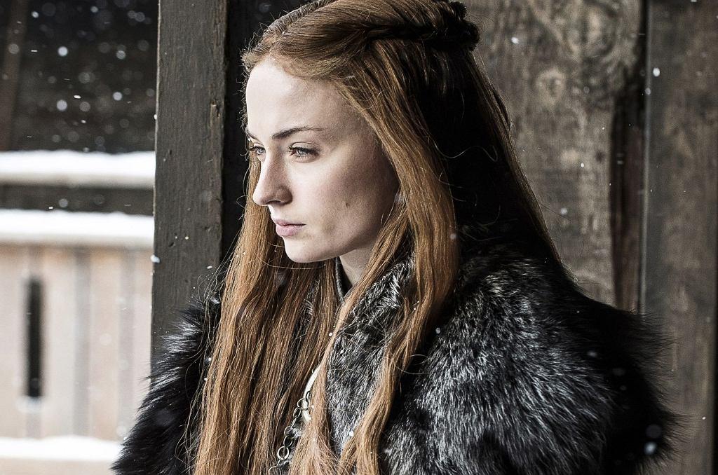 Serialowa Sansa Stark