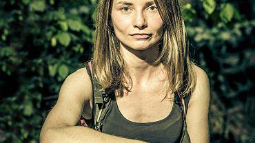 Katarzyna Tołkacz licencjat pisała z gryzoni, ale magisterkę już chciała z 'czegoś większego'. Wybrała wilki
