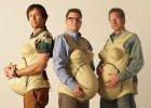 Trzech facetów w ciąży