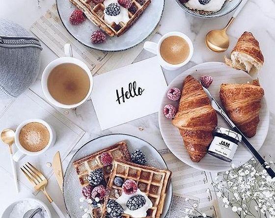 Przepisy na instagramowe śniadania