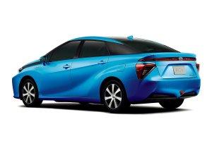 Salon Paryż 2014 | Toyota Fuel Cell Sedan | Wodorowa Toyota w Europie już w 2015 r.