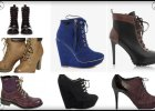 Trendy: sznurowane buty na jesień i zimę - ponad 70 propozycji