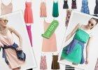 Sukienki na rami�czkach - hity wyprzeda�y