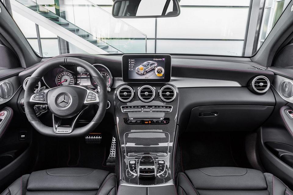 Mercedes GLC Coupe 43 AMG