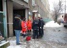 �mier� Krzysztofa Z. Granaty w szafie, dwie osoby na celowniku zamachowca