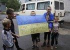 Ukraina: UNICEF alarmuje. Przez konflikt ucierpia�o 580 tys. dzieci