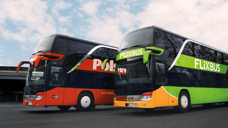Sieć PolskiBus.com połączy się z siecią FlixBus