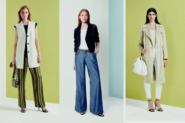 Wiosenne trendy w nowej kolekcji marki C&A
