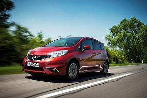 Nowy Nissan Note z polskimi cenami