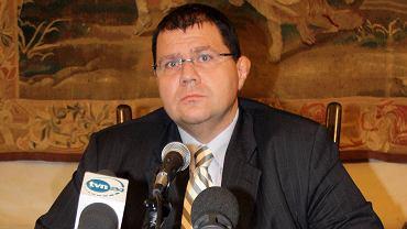 Sędzia dubler Mariusz Muszyński