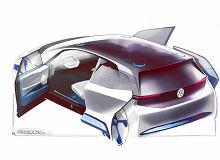 Salon Paryż 2016 | Pierwsze szkice przełomowego elektryka VW