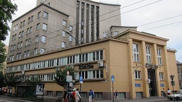Gmach przy ul. Dunajewskiego