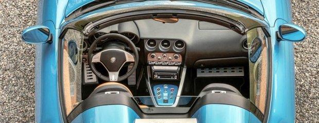 Salon Genewa 2016 | Alfa Romeo Disco Volante | Bez dachu
