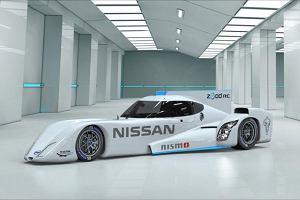 Nissan ZEOD RC | Elektryczny spos�b na LeMans