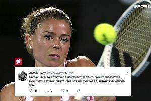 WTA. Agnieszka Radwańska odpada w ćwierćfinale turnieju