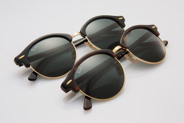 Okulary przeciwsłoneczne Ray Ban - męski dodatek idealny na lato