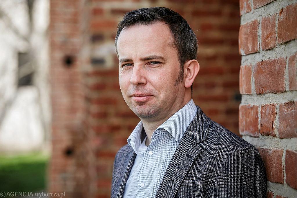 Mniejszość Niemiecka, lider Rafał Bartek