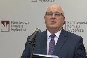 Briefing Państwowej Komisji Wyborczej z 6 września