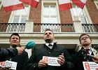 """Były radny PiS pokłócił się z dziennikarzem TVP. """"Próba wpłynięcia na wynik wyborczy"""""""