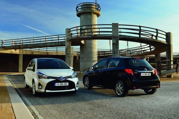 Toyota Yaris FL