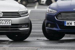 Konfrontacja | Ford Mondeo vs. Volkswagen Passat | Dogoni� kr�lika