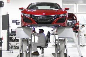 Produkcja Hondy NSX rusza w kwietniu