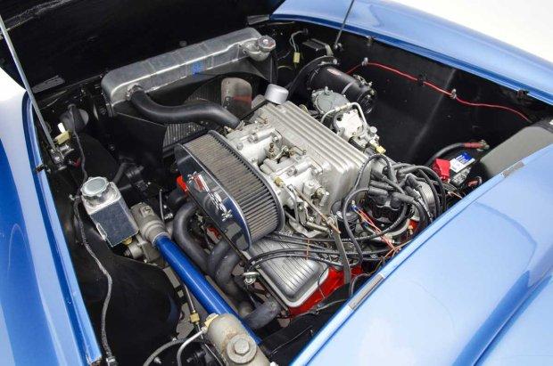 Corvette SR-2 wystawione na aukcję