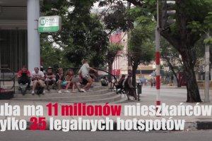 Życie bez internetu?! Na Kubie korzysta z niego 3 proc. mieszkańców