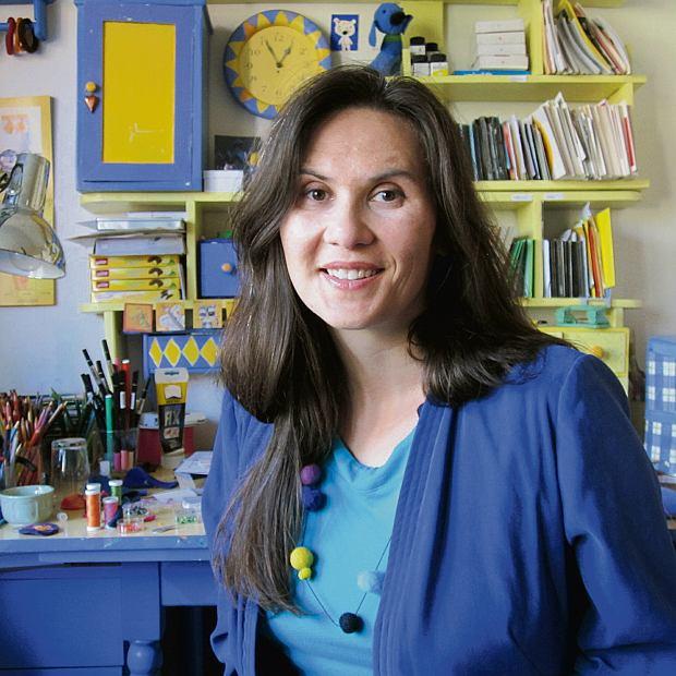 Elżbieta Wasiuczyńska. Portret ilustratorki