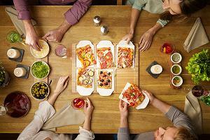 Kolekcja naczyń dla miłośników pizzy