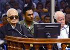 Dwaj ostatni przywódcy Czerwonych Khmerów zakończą życie w więzieniu