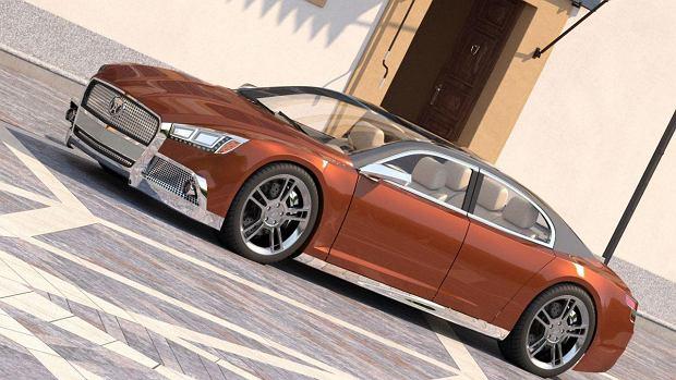 Wołga 2020 Concept. Wielki powrót radzieckiej motoryzacji?