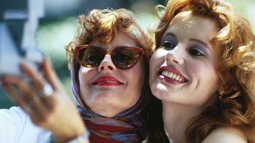 Susan Sarandon i Geena Davis w filmie 'Thelma i Louise'