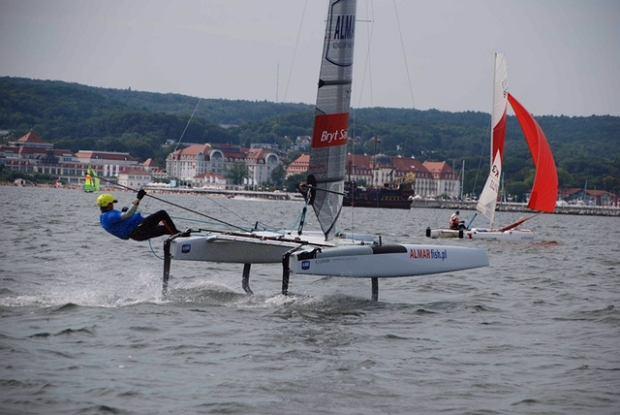 Mistrzostwa Świata katamaranów klasy A. Mistrzowska obsada!